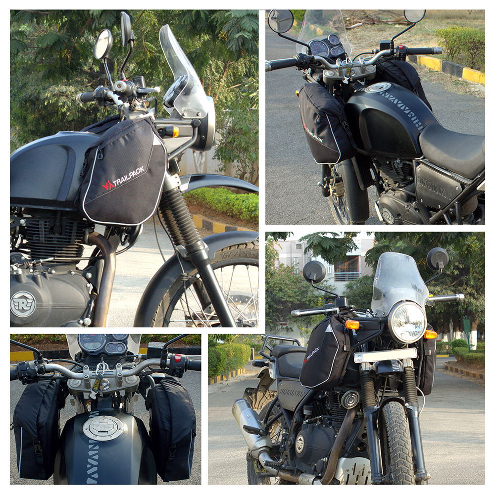 100 Wp Trailpack For Royal Enfield Himalayan
